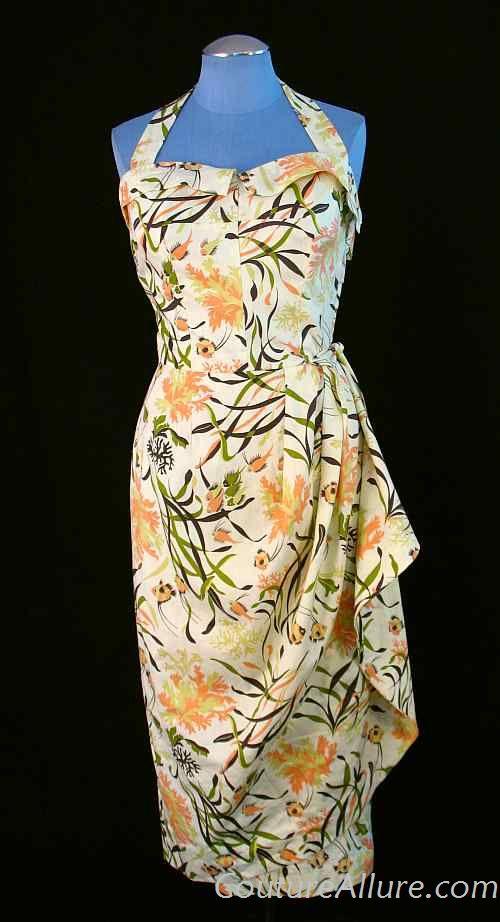 fashion styles women  J. Peterman Sarong Dress b8589c264