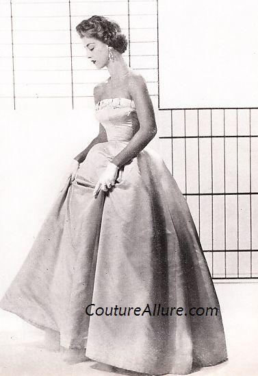 Couture Allure Vintage Fashion Harvey Berin Dresses