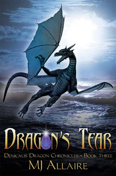 Dragon's Tear: Denicalis Dragon Chronicles - Book Three