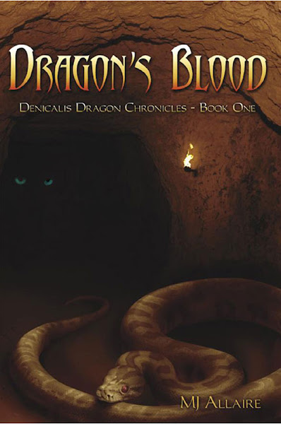 Dragon's Blood: Denicalis Dragon Chronicles - Book One