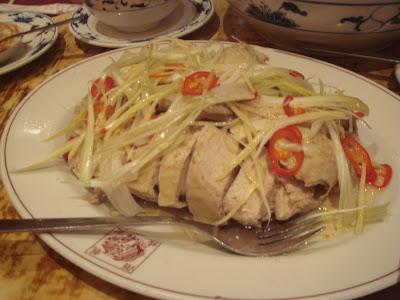 Cocina china: receta de pollo chin-hua
