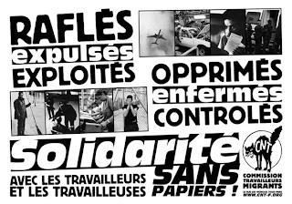SANS PAPIERS: LE GOULOT D'ETRANGLEMENT DU GOUVERNEMENT. dans injustice sans%2520papiers