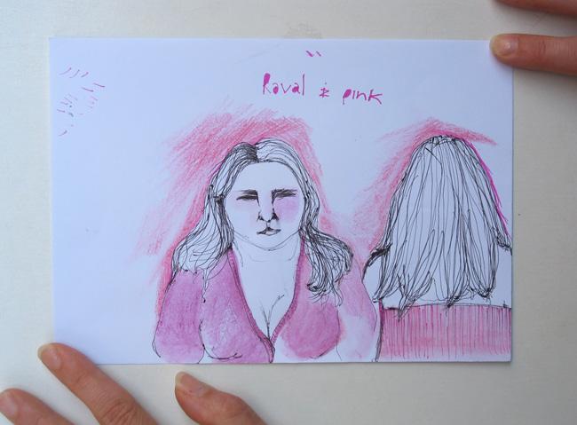 raval iz pink