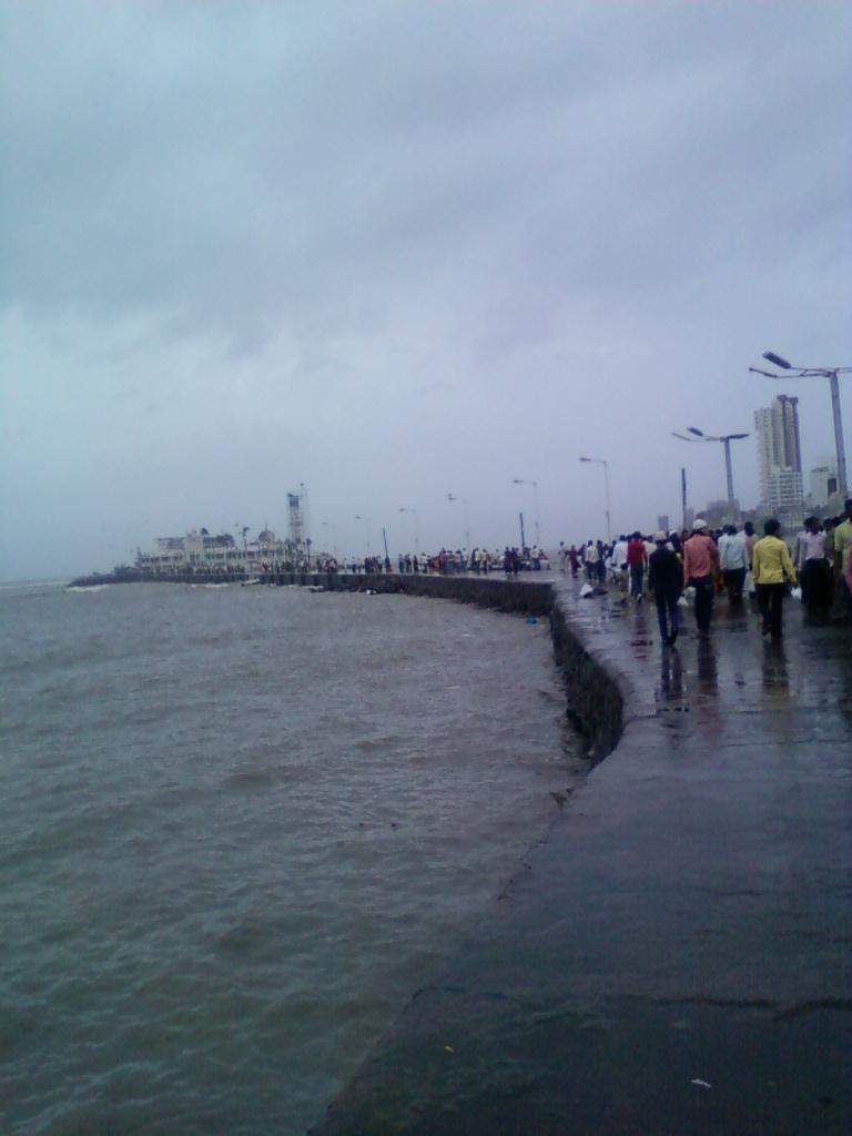 MUMBAI ICONS: Haji Ali (Priyanka Chopra)