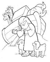 Dibujos Para Colorear El Arca De Noé Relimayorazgo