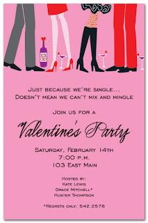 Valentine Ideas Valentines Day Party Invitations Valentine