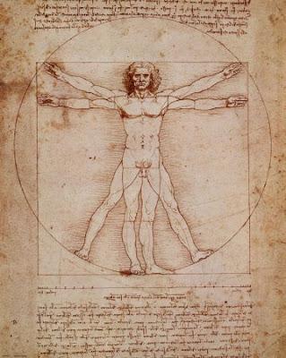 Imagina se Da Vinci não ia ter um blog!!!