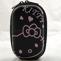 Hello Kitty Digital Camera Case Pouch Bag