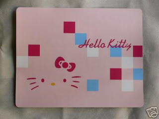 Hello Kitty Sanrio Laptop Notebook Computer Skin Cover