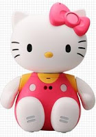 Hello Kitty Robo Model 420 series