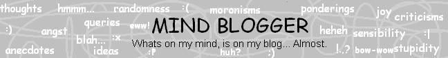 Mind Blogger