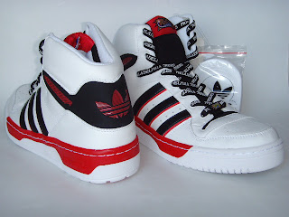 reputable site 69b12 aa3fa ... australia adidas attitude high nba philadelphia 76ers de cuero blanca  negra roja talles usa 9 1