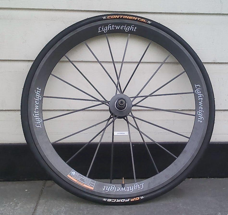 News Lightweight Standard III c wheelset