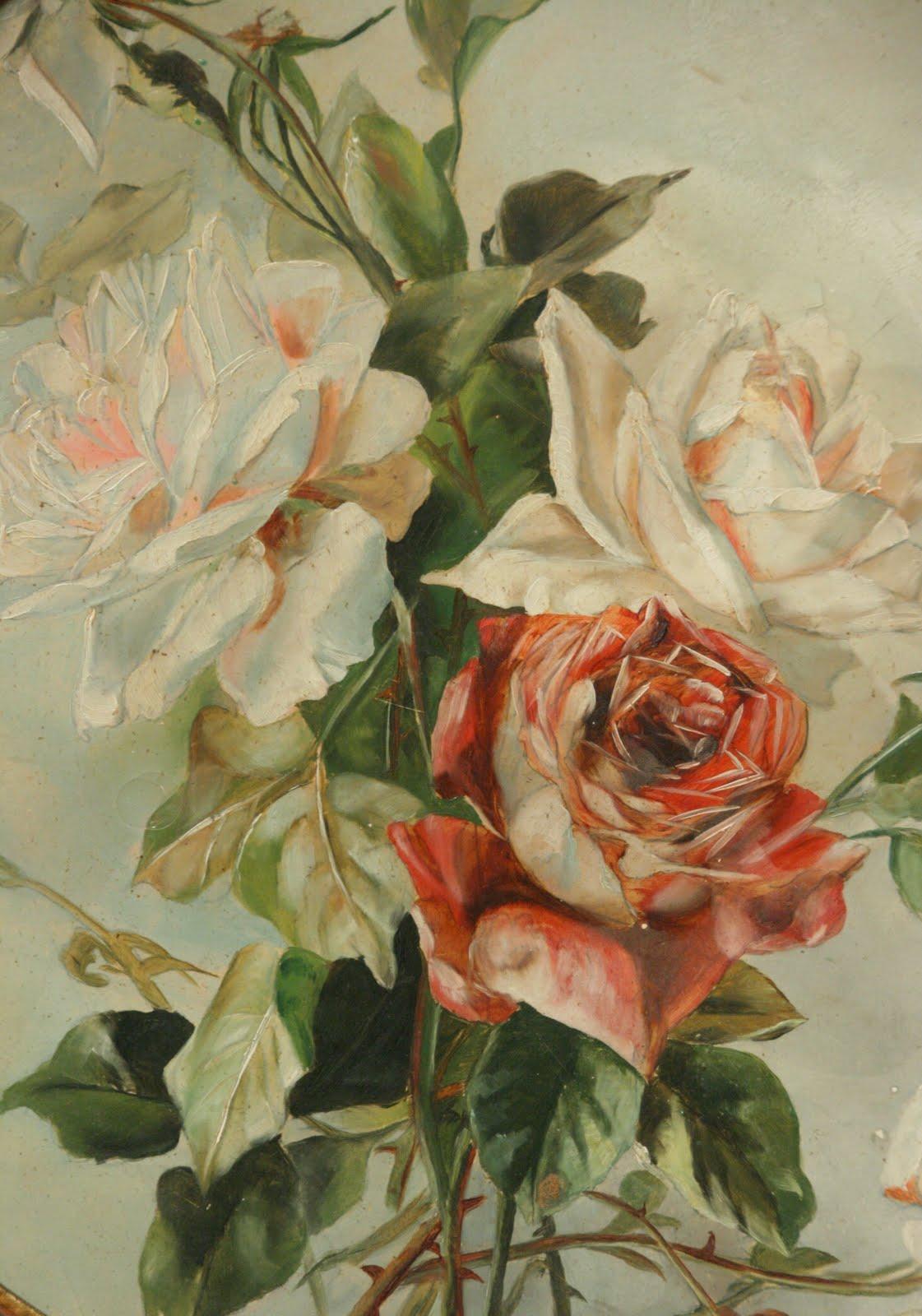 Vignette Design Love Is A Rose