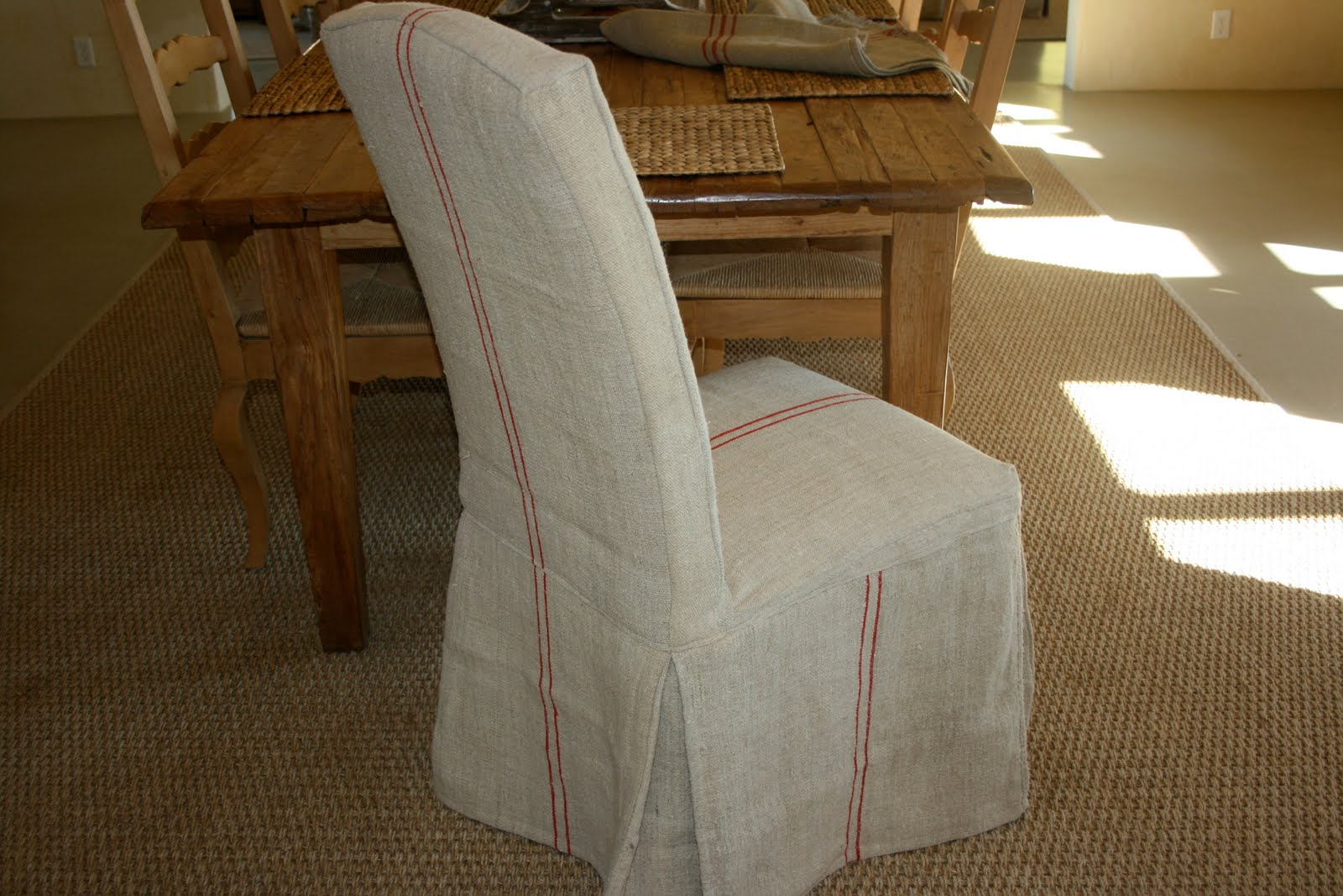 burlap chair covers for folding chairs ot posture ultra vignette design and grain sack mania