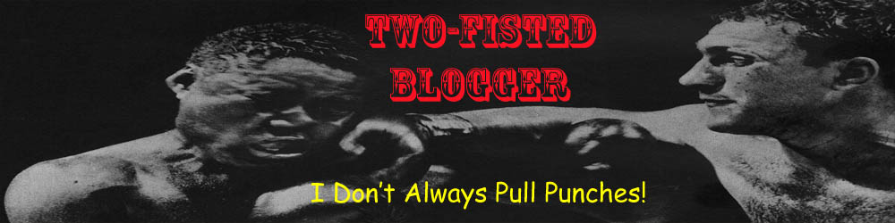 Two-Fisted Blogger