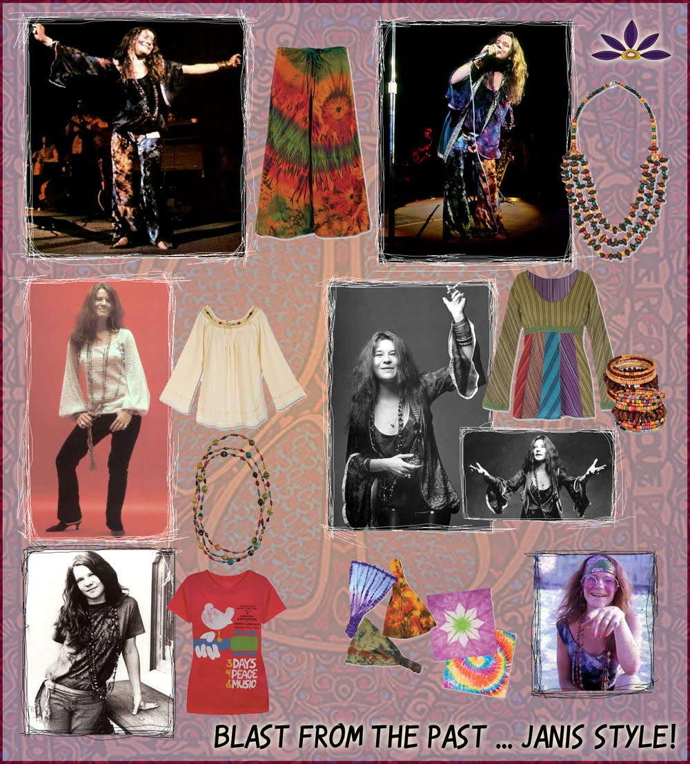 Blast From the Past: Janis Style     & Giveaway! - Soul