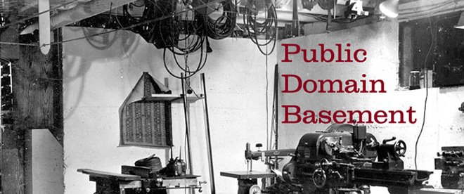 Public Domain Basement