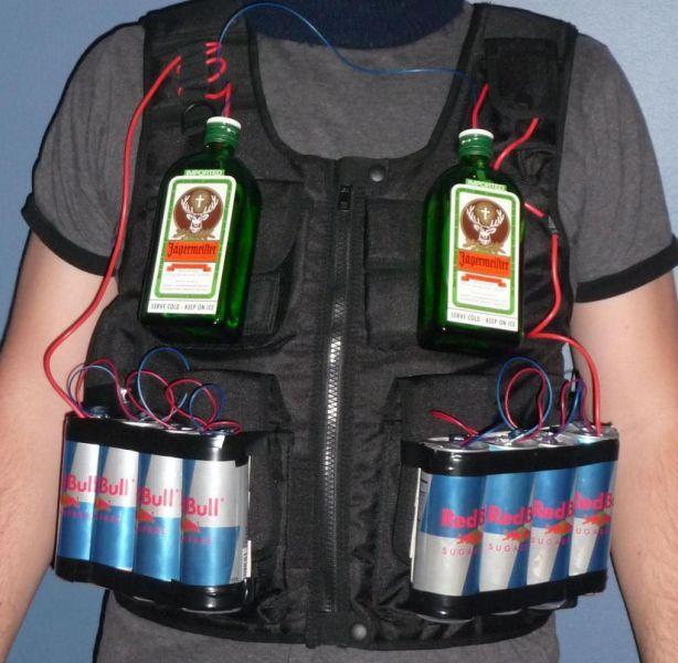 Die Party-Allzweck-Weste