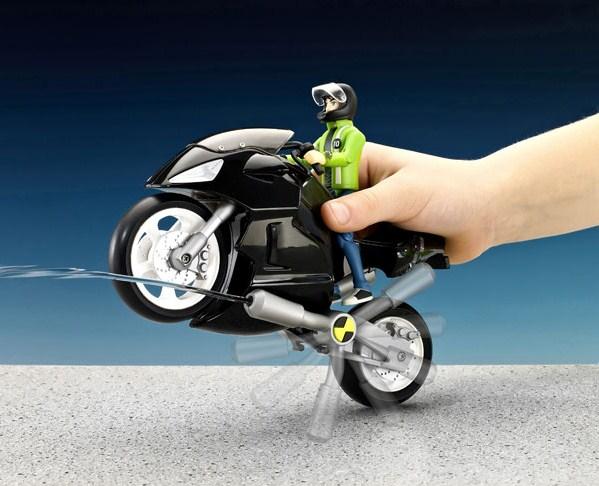 ben ten bike