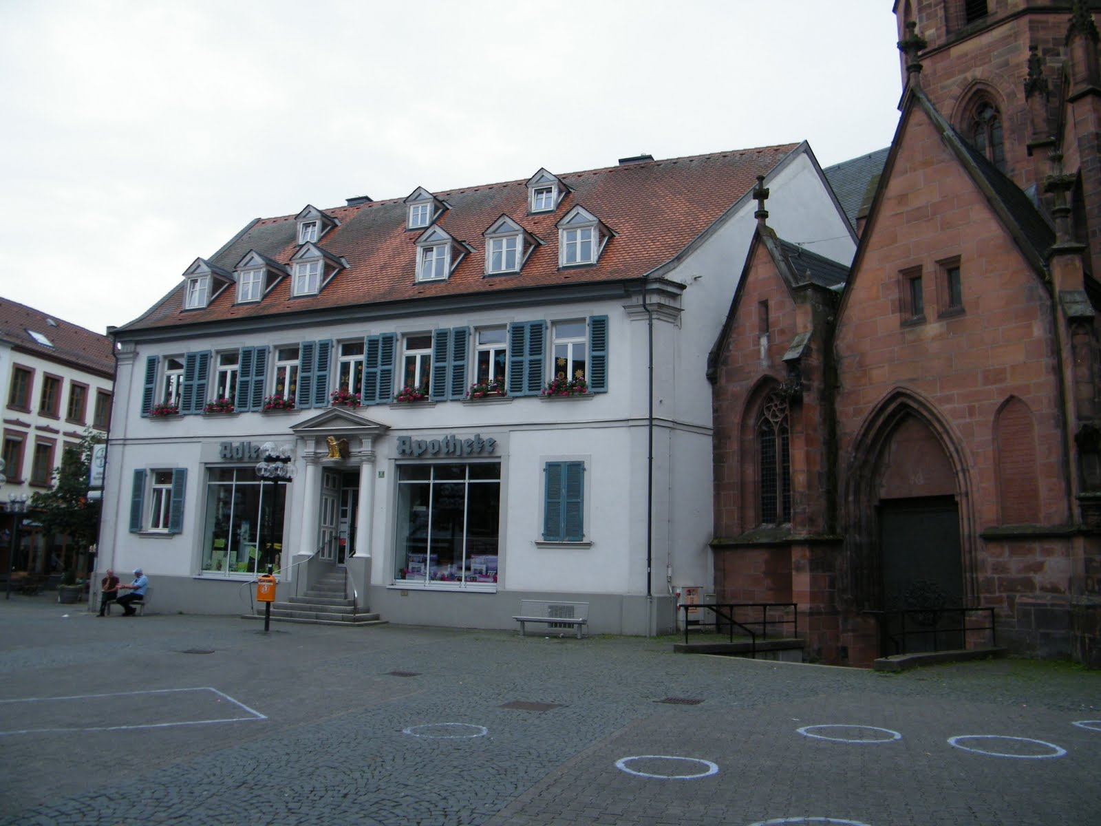 Trip to Kaiserslautern, Germany - part 1 | Life in Luxembourg