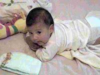 bebê com 4 meses