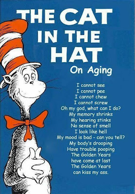 0236d3ab The Cat In The Hat Poem Movie Script: Cat In The Hat Poem-On Aging