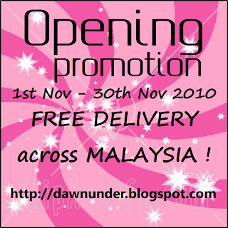Dawn Under Opening Promotion