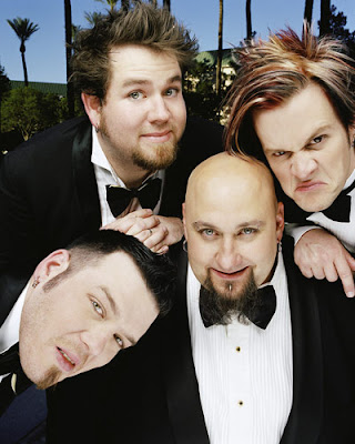 Podcast with Bowling For Soup