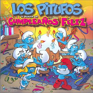 Feliz Cumpleaños Vivian Los_Pitufos_Cumpleanos_Feliz--Frontal