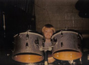 Me on Drums!
