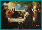 LAST SUPPER IMAGES