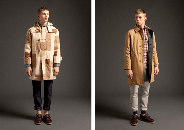 8b38088434369 Slamxhype has posted a good preview of the first collection by Marc McNairy  for Woolrich Woolen Mills. Shown is a good collection with a variety of  styles.