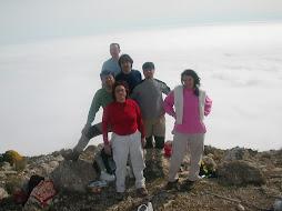 En lo alto del Puigcamapana