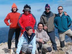 En la cima Puig Campana 2005