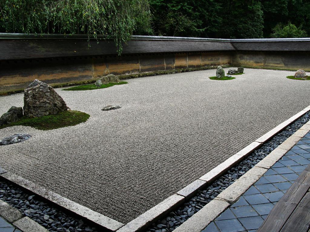 38 Glorious Japanese Garden Ideas: Wet & Dry: Japanese Rock Garden/Giardino Zen/枯山水
