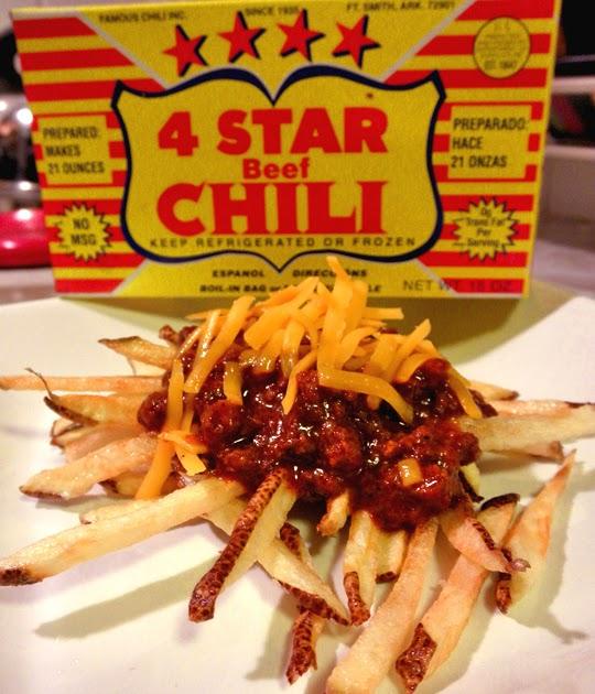 Top Engine 2 Recipes Chili Cheeze Fries: Food Pusher: Bob's Chili