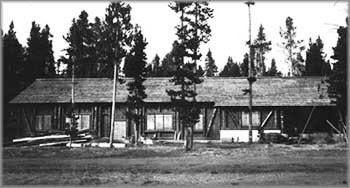 lake hatchery building - Yellowstoner