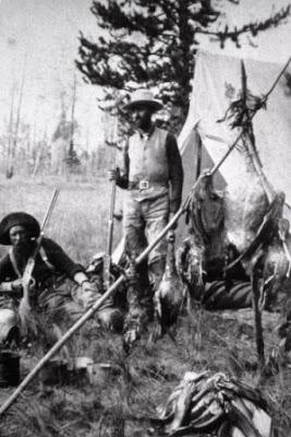 hunters in Yellowstone - Yellowstoner