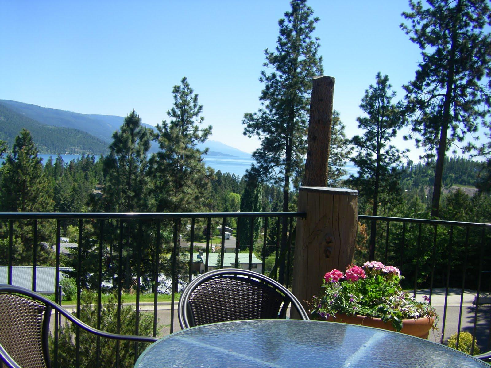 Bigfork Mountain Lake Lodge July 2010