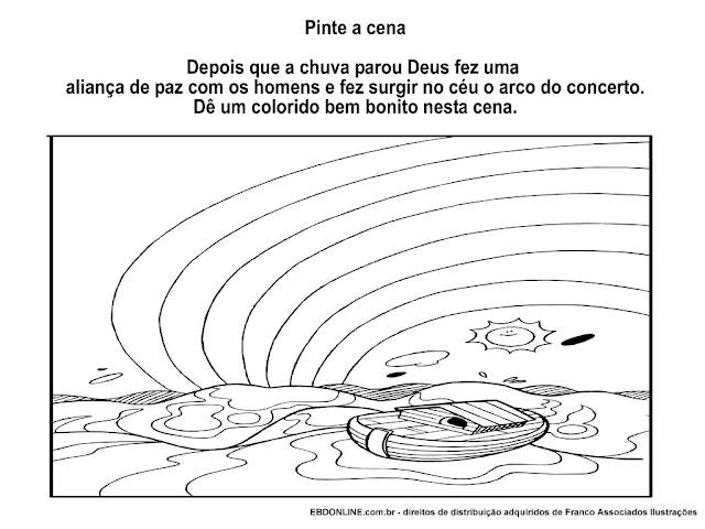 Resultado de imagem para atividade arca de noé