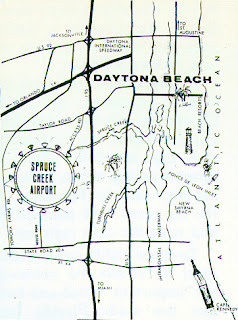 Early Spruce Creek Promotional map
