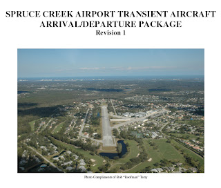 Spruce Creek Airport Transient Aircraft Arrival and Departure Package