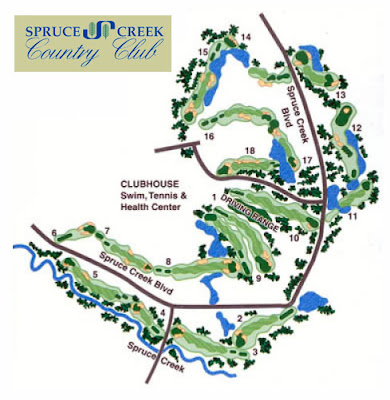 Spruce Creek Country Club Golf Course