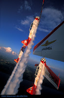 Spruce Creek's Gene McNeely: Aeroshell Acrobatic Team