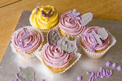 Byfords Birthday Cakes