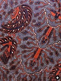 ARTKIMIANTO BLOG: SENI BATIK TRADISIONAL INDONESIA