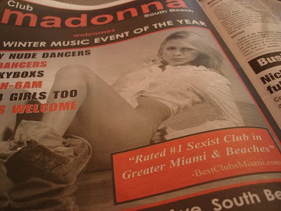 club madonna miami photo by ade peever