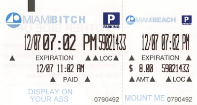 miami beach parking receipt