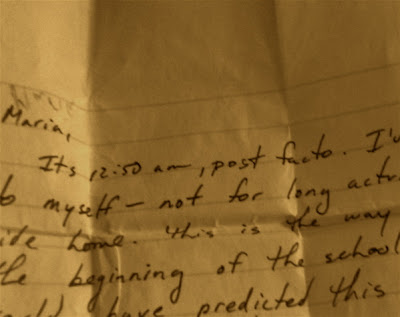alexander's note